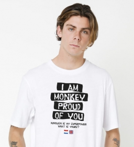 I am monkey proud of you